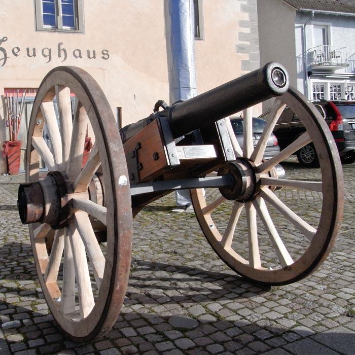 Kanonenrad