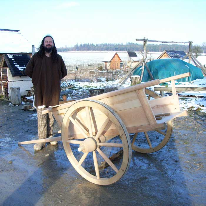 Juergen Steck Wagen